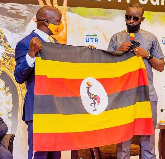 Eddy Kenzo Named Uganda's Tourism Ambassador